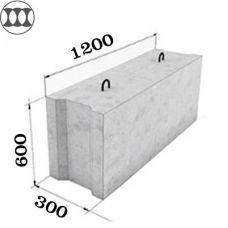 ФБС 12-3-6 Блок фундаментный