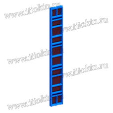 Щит универсальный ширина 400 мм высота 3300 мм (1.3м²)