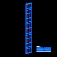 Щит универсальный разборной ширина 400 мм высота 3300 мм (1.3м²)