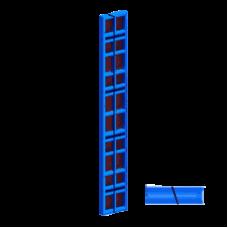 Опалубка стен  Щит универсальный разборной ширина 400 мм высота 3000 мм (1.2м²)