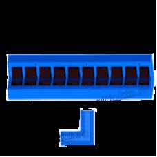 Щит универсальный угловой внутренний ширина 300х300 мм высота 3000 мм (1,8м²)